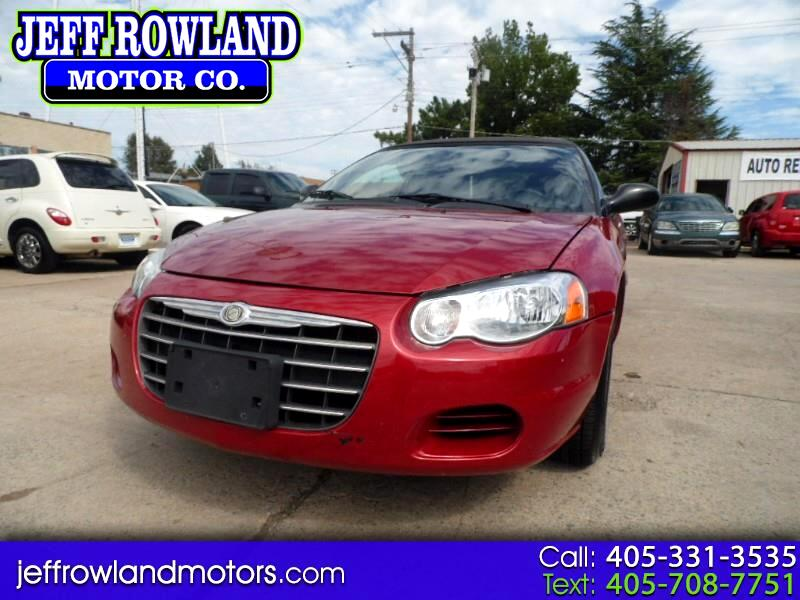 Chrysler Sebring GTC Convertible 2005