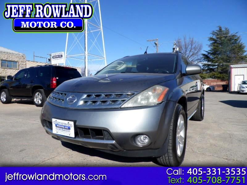 Nissan Murano 2WD 4dr SL 2006
