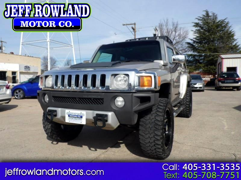 HUMMER H3 4WD 4dr SUV Luxury 2008