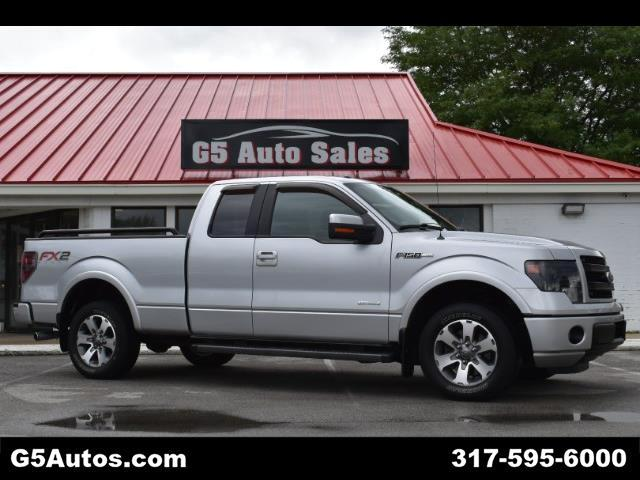 """2013 Ford F-150 2WD SuperCab 145"""" FX2 Sport"""