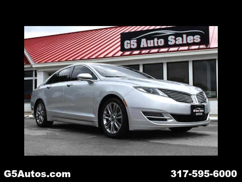 Used 2014 Lincoln Mkz For Sale In Fishers In 46038 G5 Auto Sales