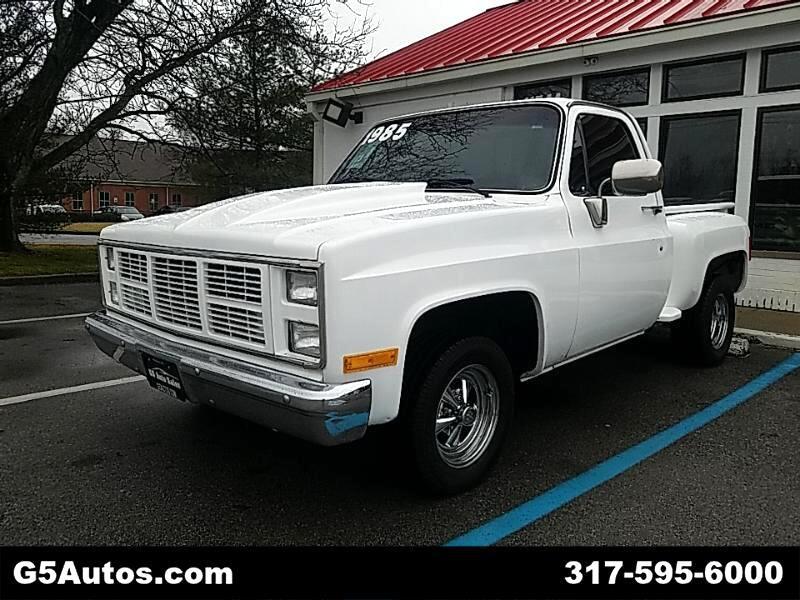 1985 GMC C/K 1500 SideStep
