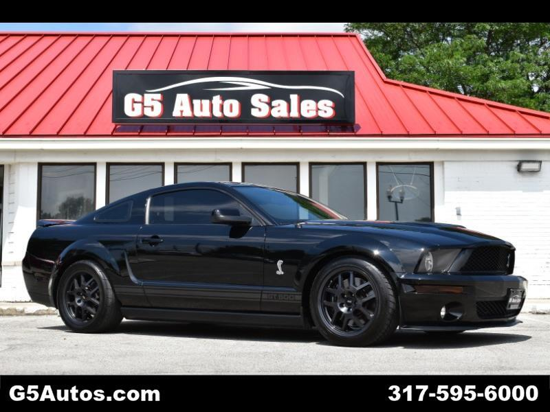 2008 Ford Shelby GT500 Shelby GT500