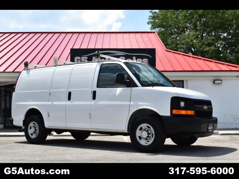 2015 Chevrolet Express Work Van