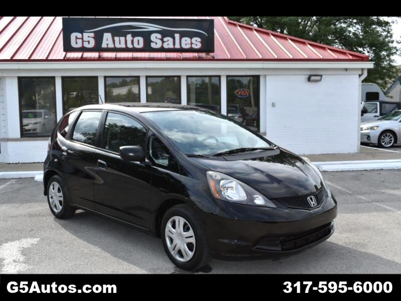 2010 Honda Fit Base