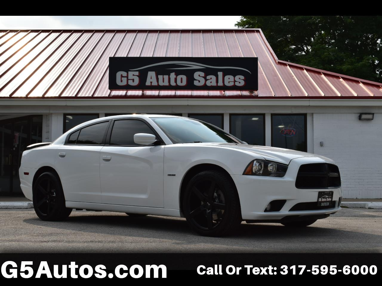 Dodge Charger 4dr Sdn RT Plus AWD 2011