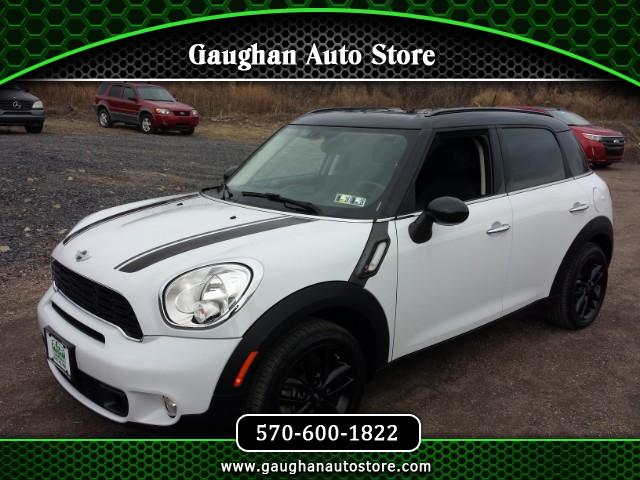 2014 MINI Countryman S COUNTRYMAN LEATHER/MOONROOF