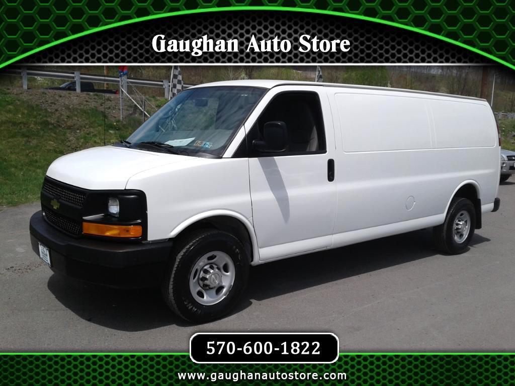 2015 Chevrolet Express Cargo Van RWD 2500 155