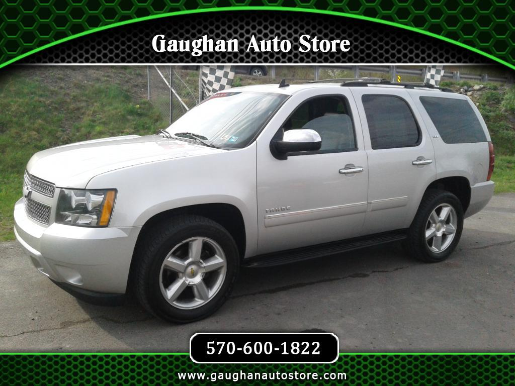 2010 Chevrolet Tahoe 4WD LTZ MOONROOF/NAVI/LEATHER