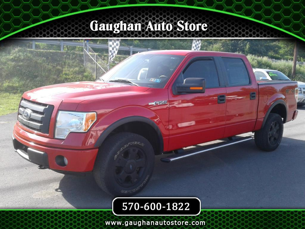 2010 Ford F-150 4 DOOR FX4 FLEX