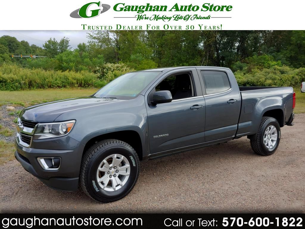 "2015 Chevrolet Colorado 4WD Crew Cab 140.5"" LT"