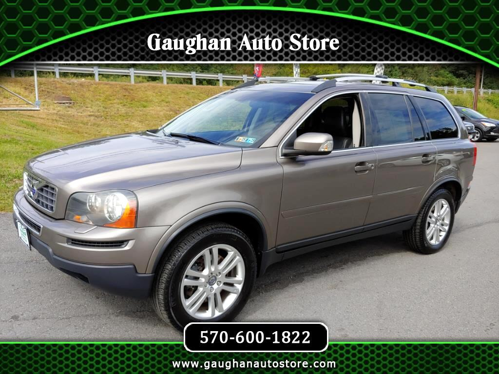 2011 Volvo XC90 AWD  THIRD ROW SEATS  MOONROOF  LEATHER