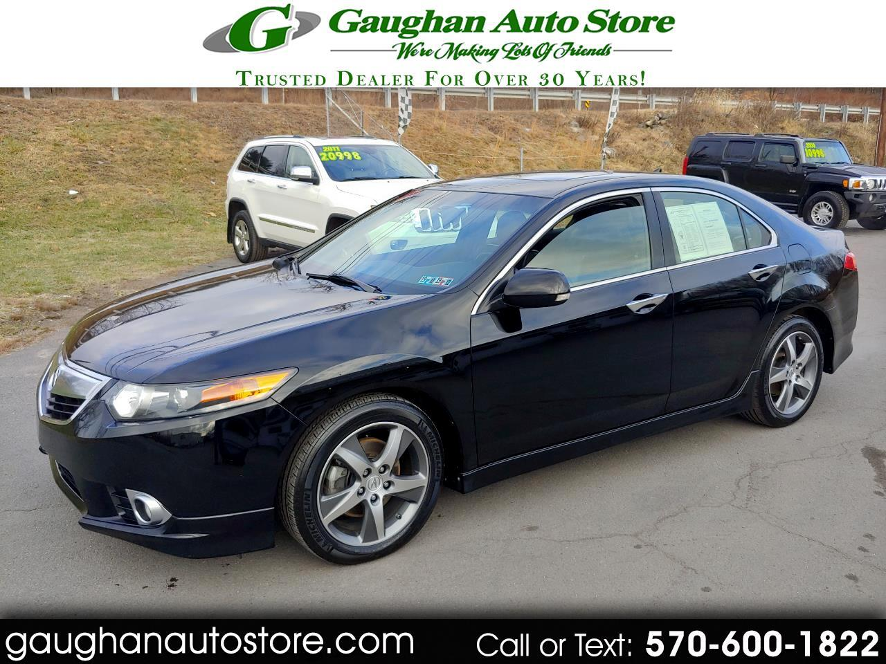 2012 Acura TSX 4dr Sdn I4 Auto Special Edition