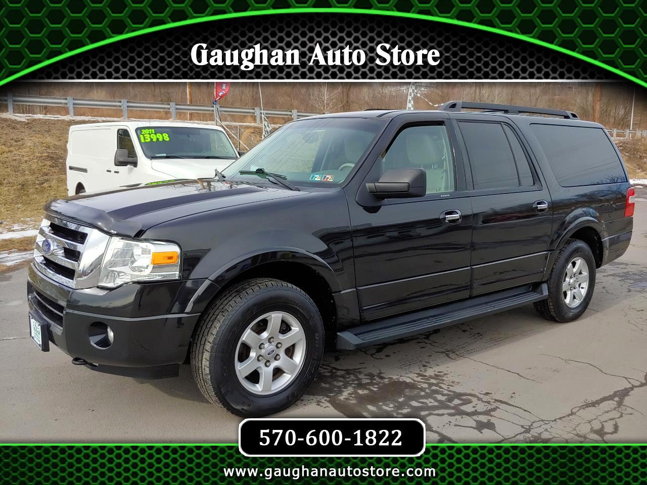 2010 Ford Expedition EL 4WD XLT THIRD ROW SEATING