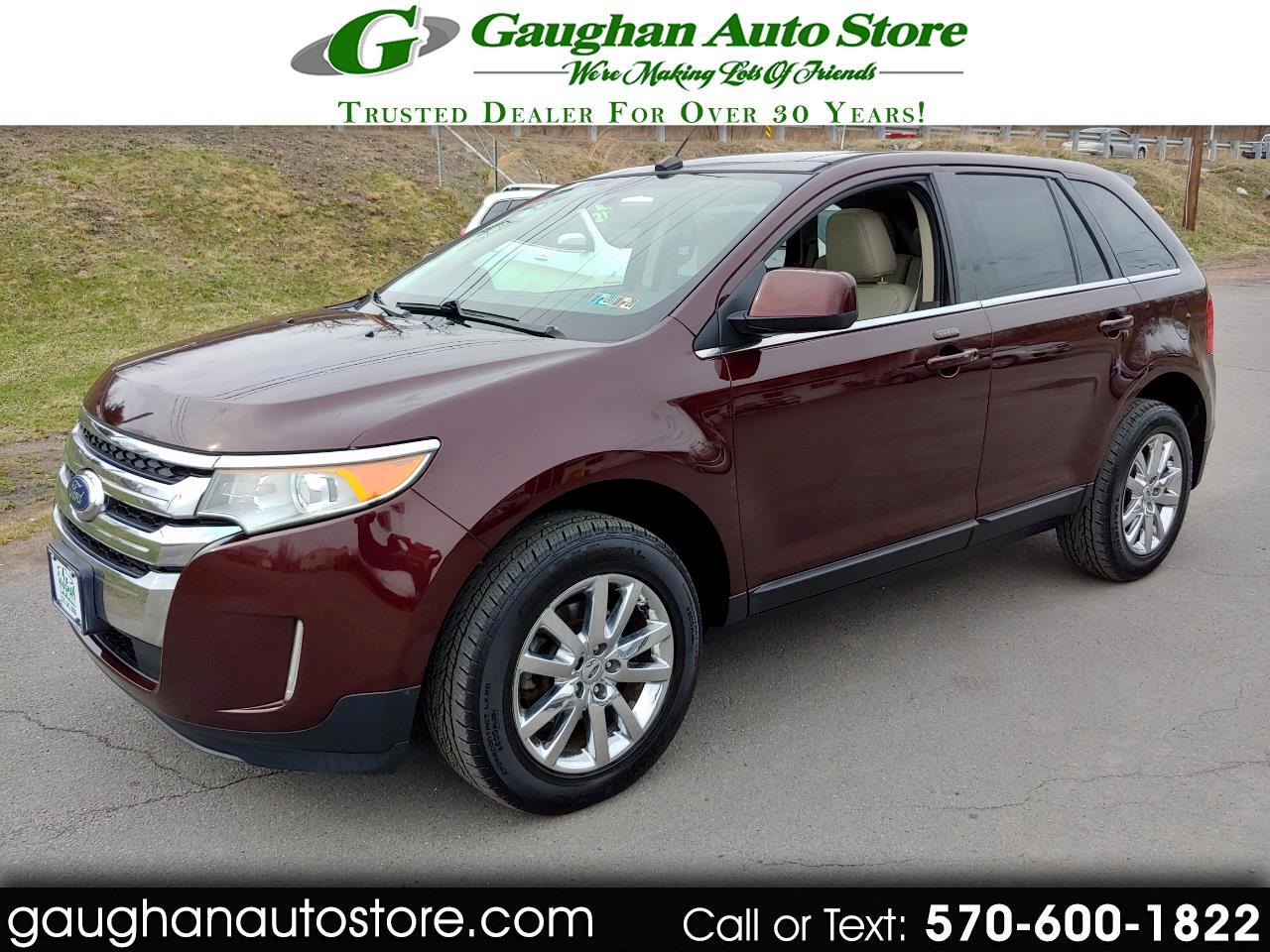 2011 Ford Edge Limited AWD Panoramic Roof / Navigation / Camera L