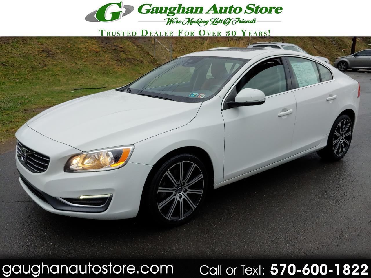 2014 Volvo S60 4dr sedan T5 AWD  Moonroof