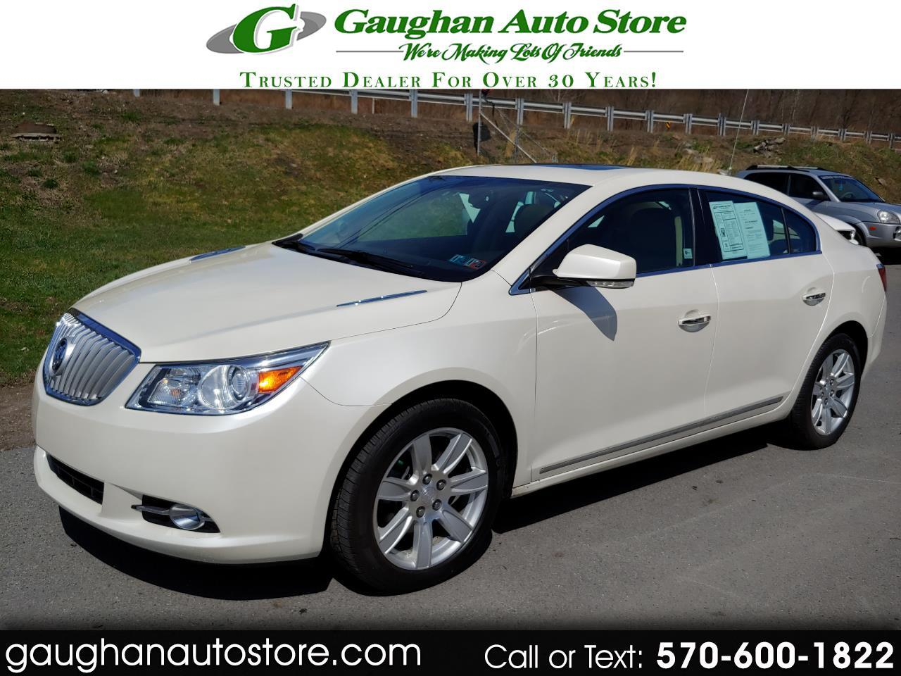 2011 Buick LaCrosse CXL AWD MOONROOF/CAMERA/NAVI/LEATHER