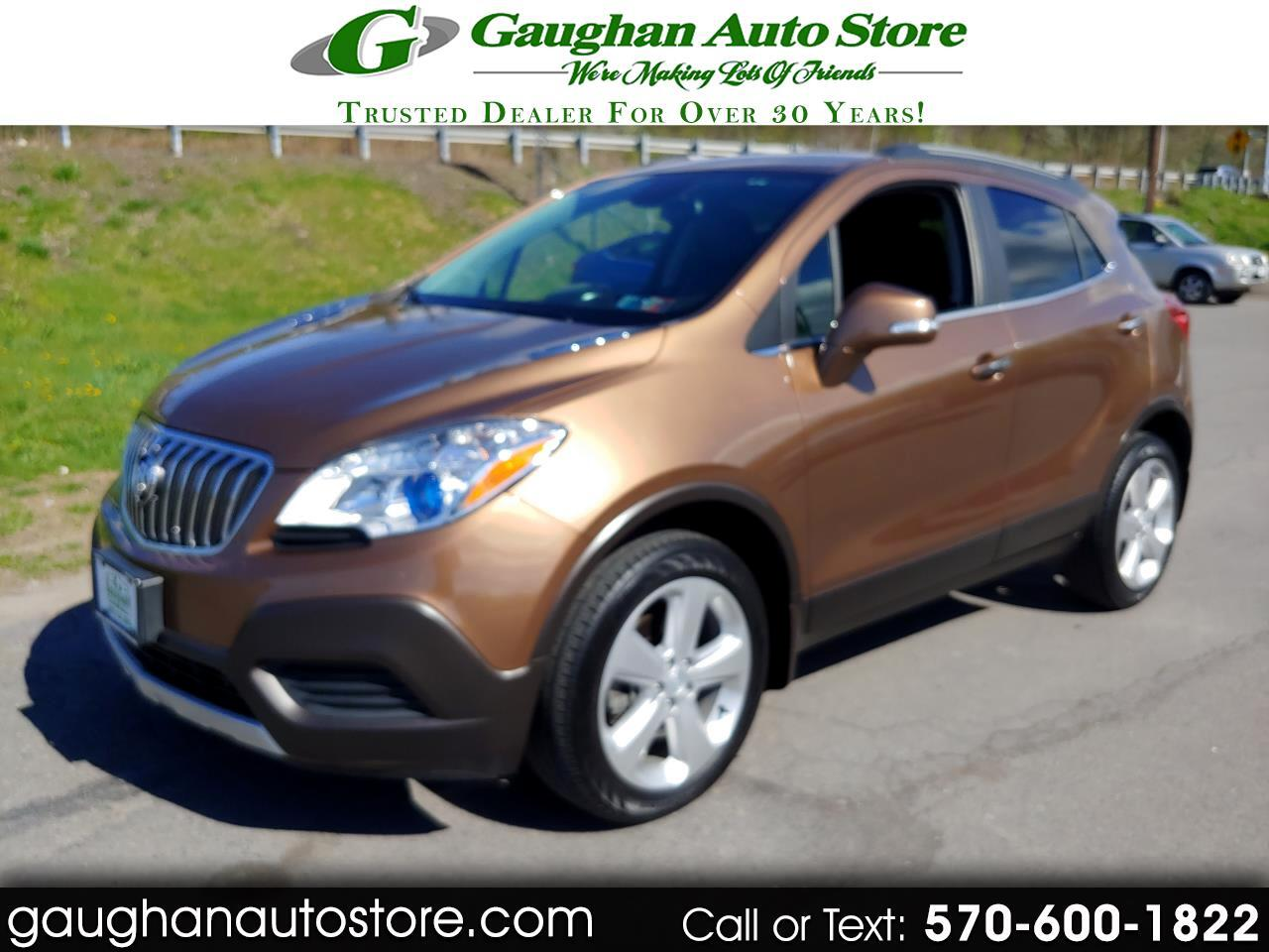 2016 Buick Encore AWD/CAMERA