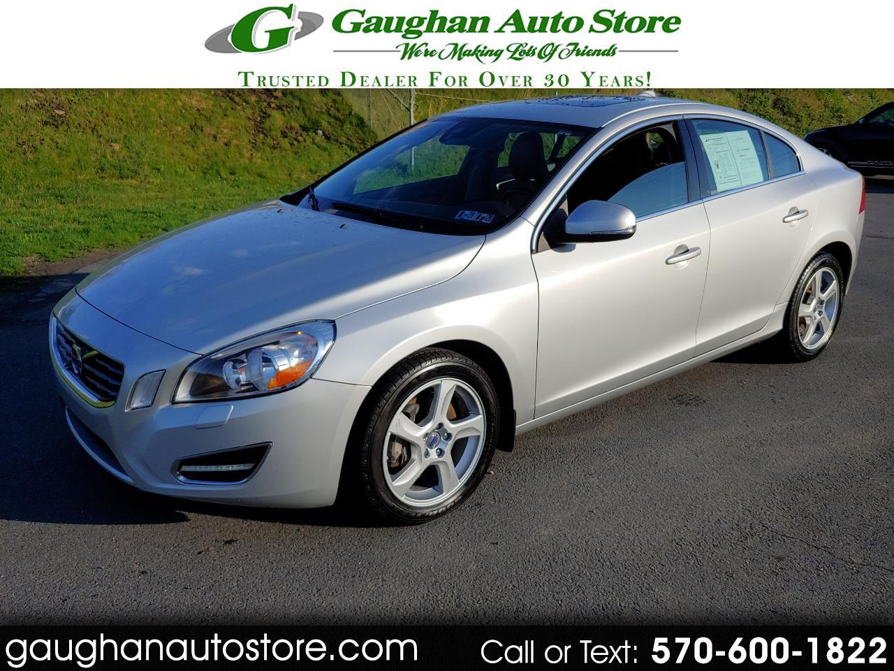 2012 Volvo S60 T5   Leather/Camera/Navigation