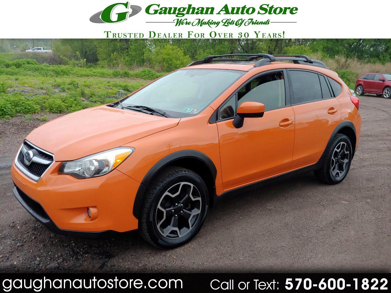2015 Subaru XV Crosstrek 2.0 PREMIUM  MOONROOF/CAMERA
