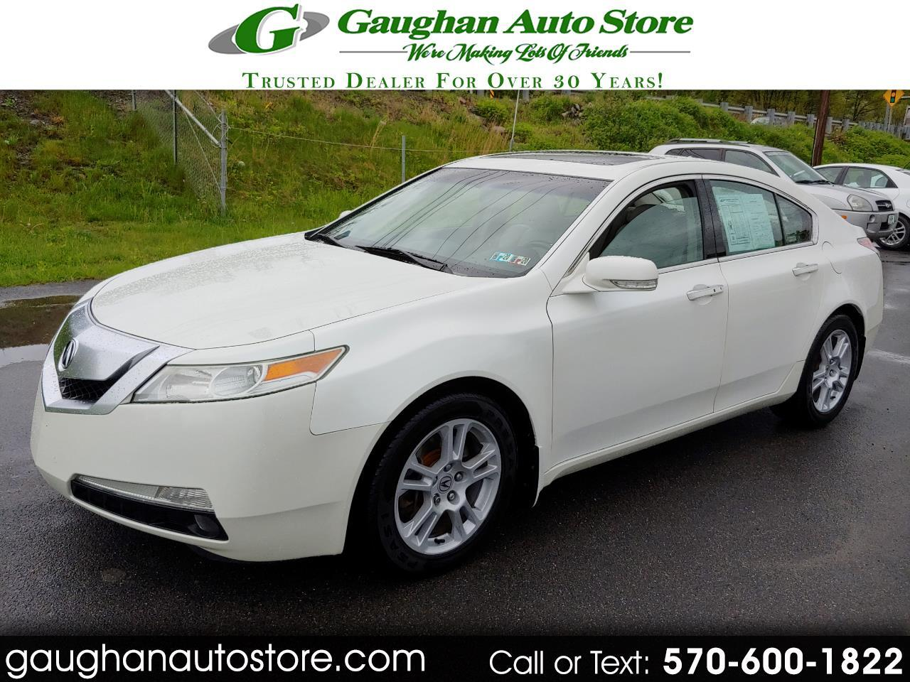 2009 Acura TL TL W/ TECH   MOONROOF/CAMERA/LEATHER