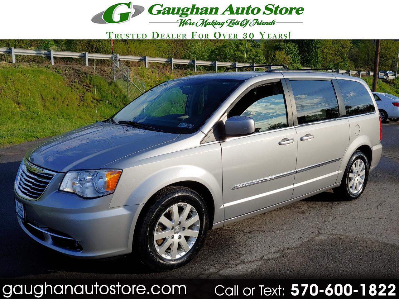 2014 Chrysler Town & Country TOURING  REAR ENT/CAMERA/LEATHER/THIRD ROW