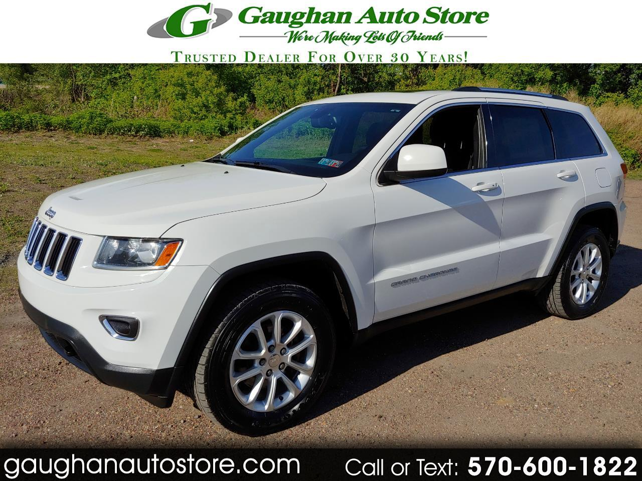 2014 Jeep Grand Cherokee 4WD LAREDO/MOONROOF