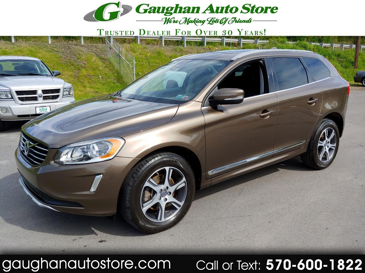 2015 Volvo XC60 AWD T6 LEATHER/MOONROOF