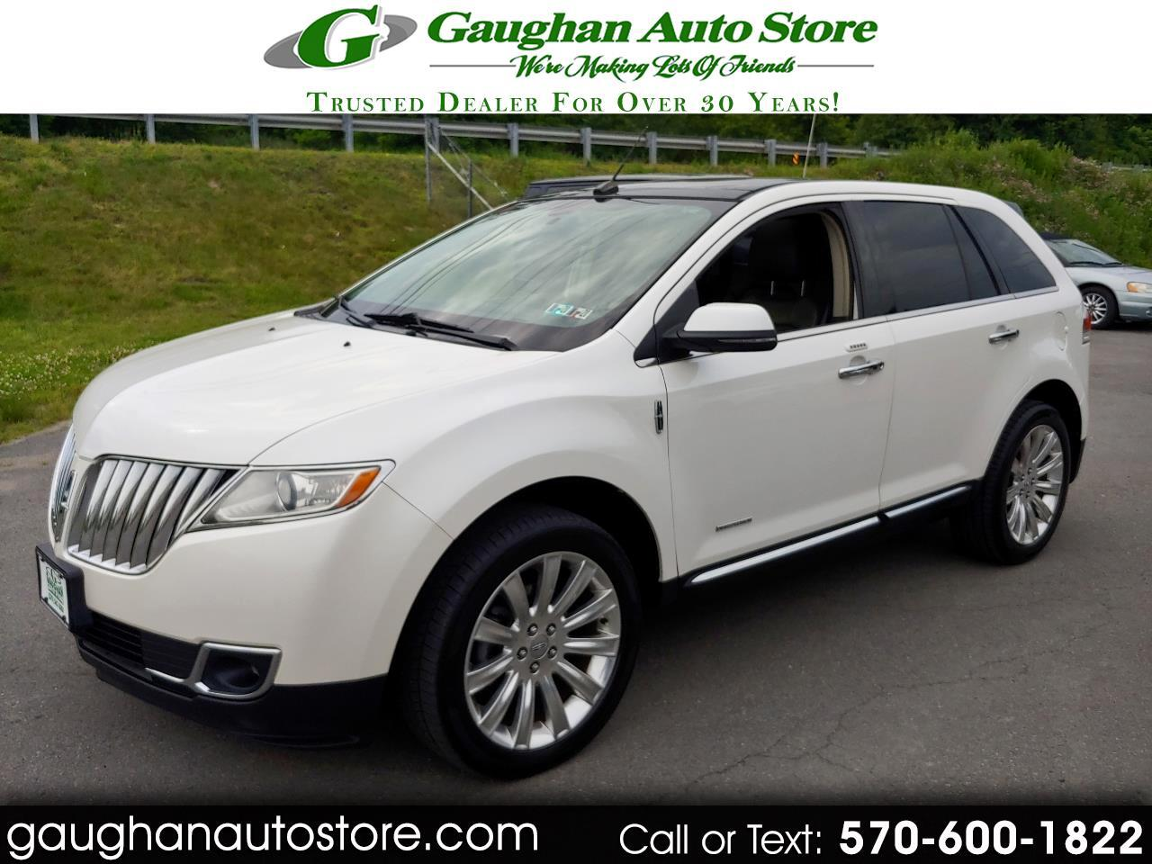 2012 Lincoln MKX Reserve