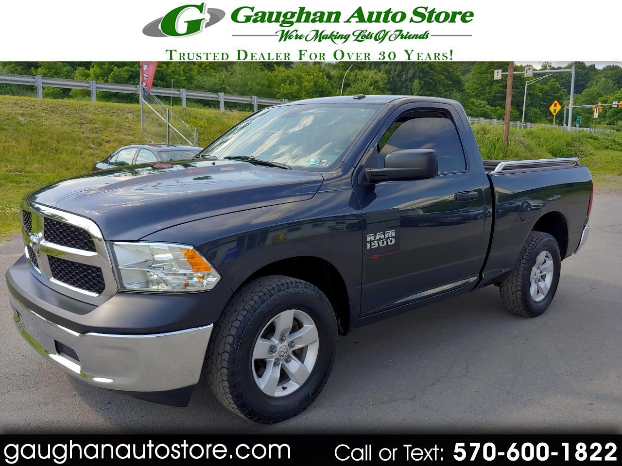 2013 RAM 1500 Tradesman Regular Cab