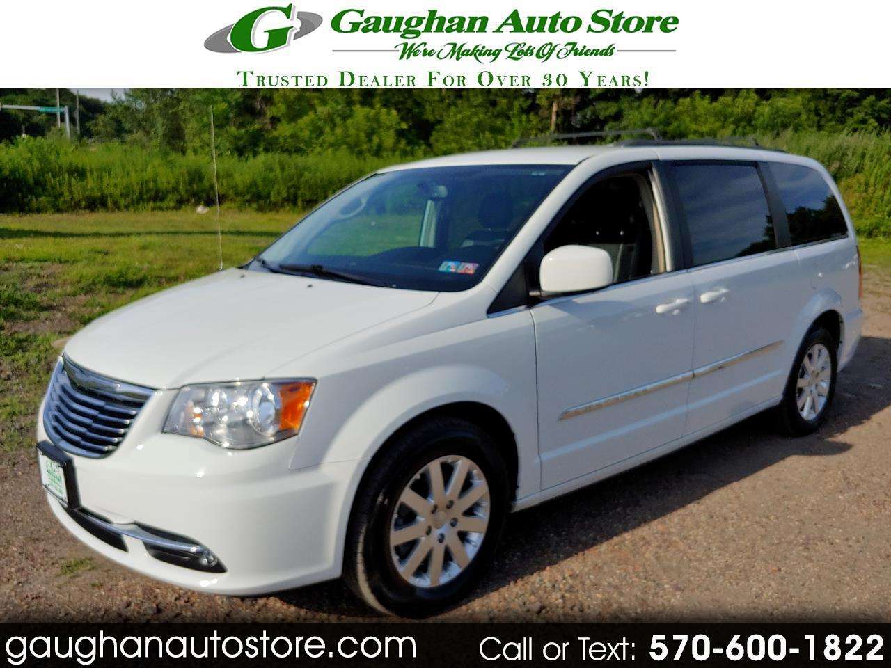 2014 Chrysler Town & Country TOURING EDN. REAR ENT..CAMERA..THIRD ROW SEATS