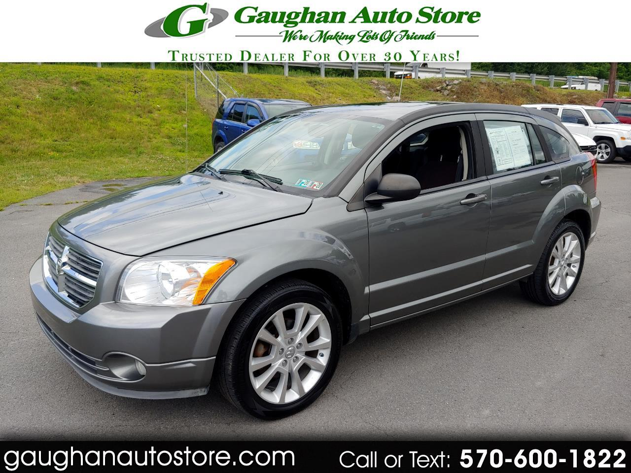 2012 Dodge Caliber 4dr HB SXT Plus