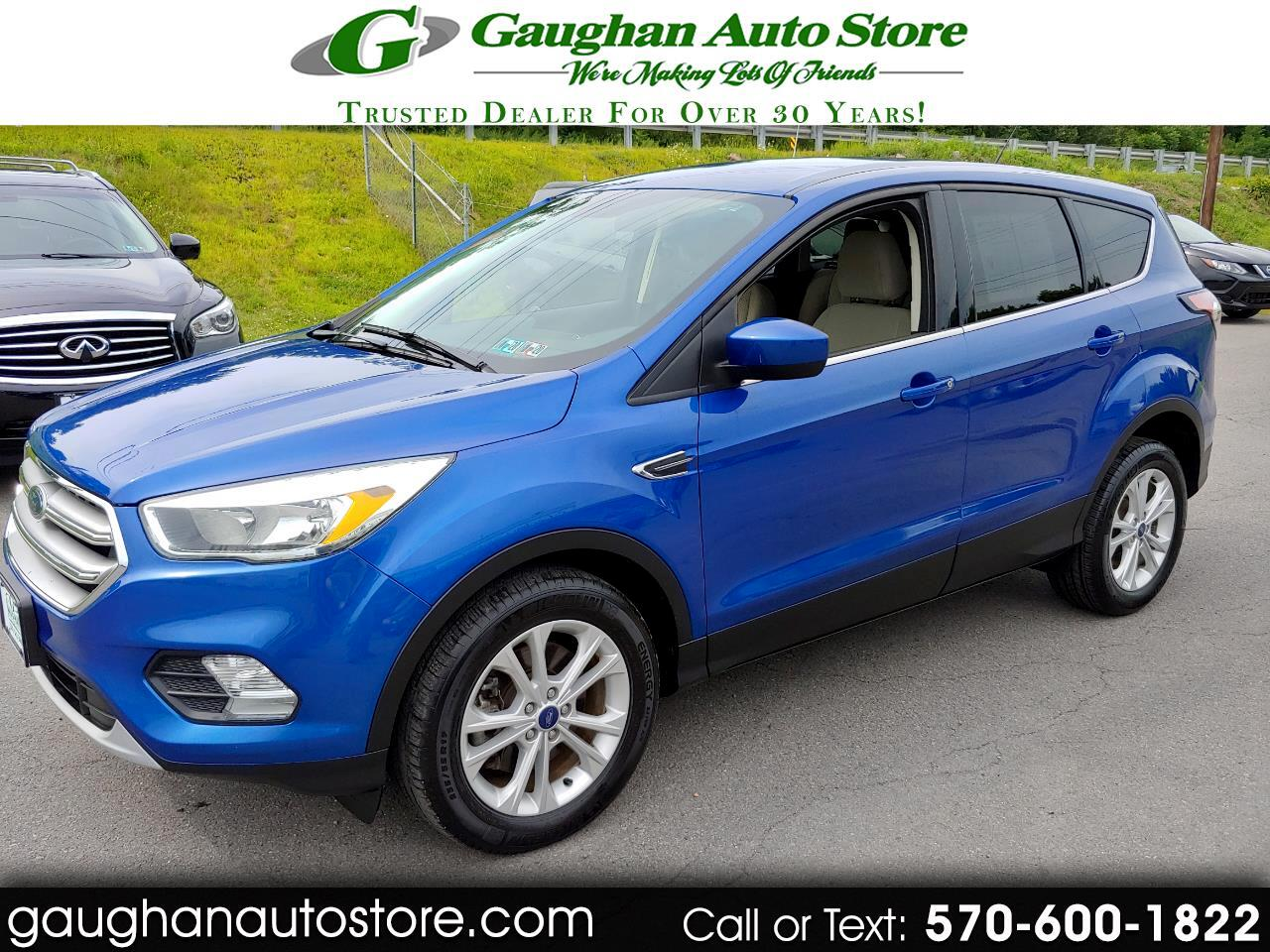 2017 Ford Escape SE 4WD CAMERA