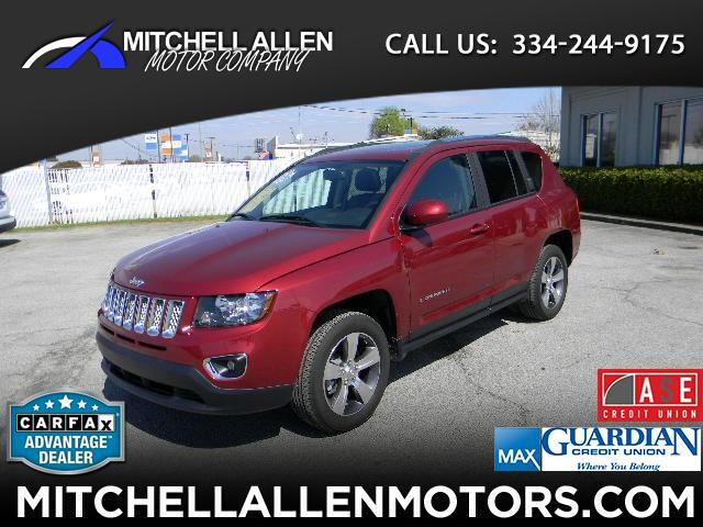 2016 Jeep Compass High Altitude FWD
