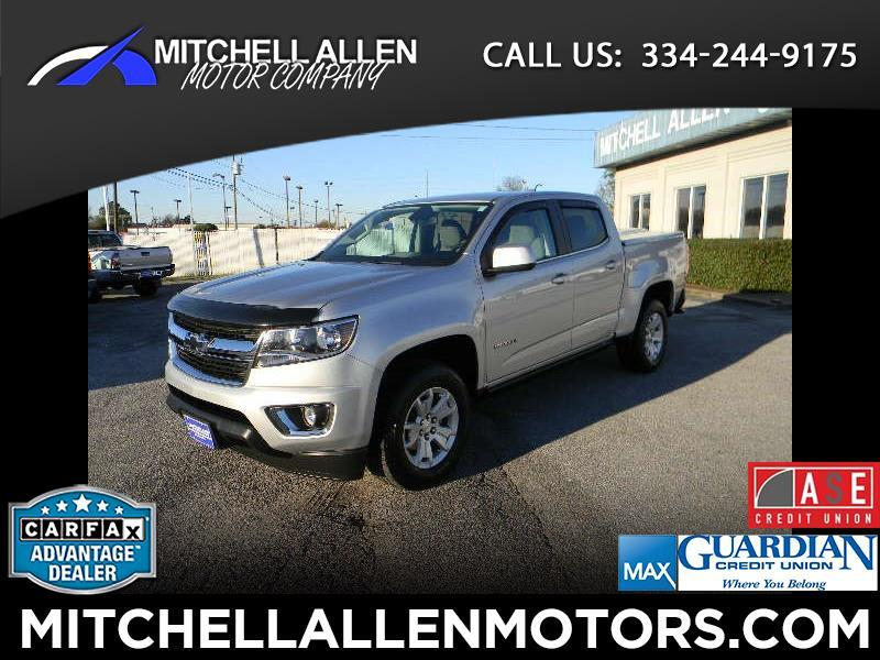2017 Chevrolet Colorado 2WD LT Crew Short Box