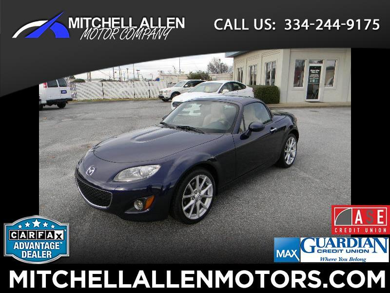 2012 Mazda MX-5 Miata Grand Touring PRHT