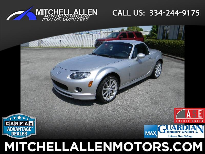 2008 Mazda MX-5 Miata Touring Hard Top Convertiable