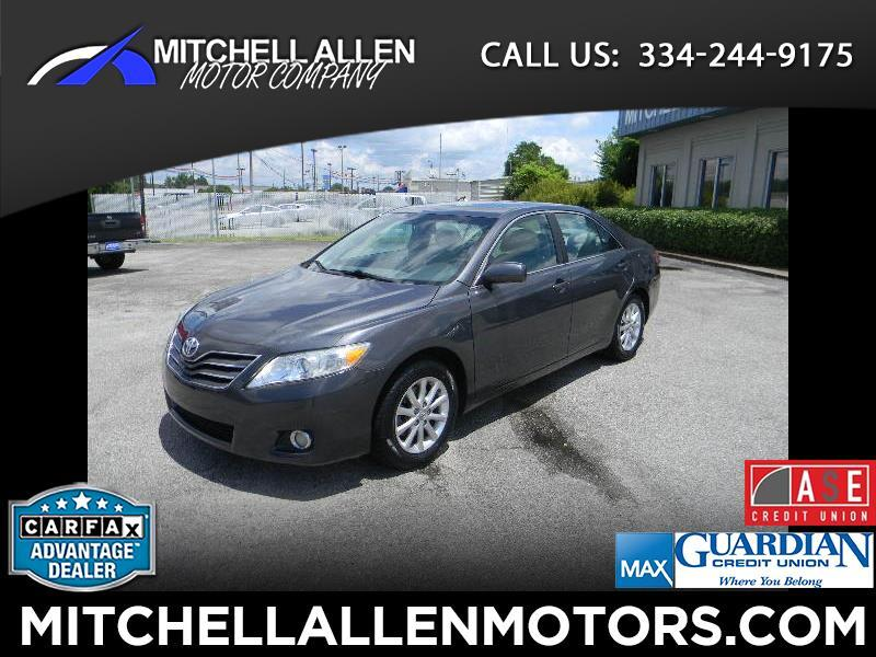 2011 Toyota Camry 4dr Sdn XLE V6 Auto