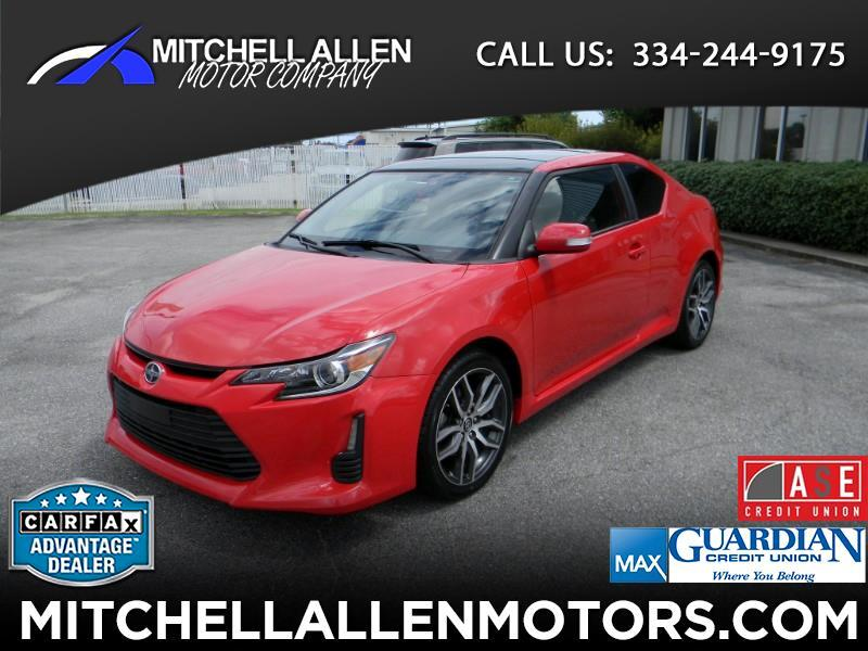 2016 Scion tC Sports Coupe 6-Spd MT