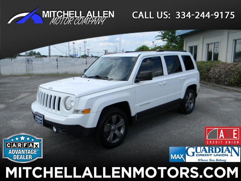 Jeep Patriot FWD 4dr High Altitude Edition 2014