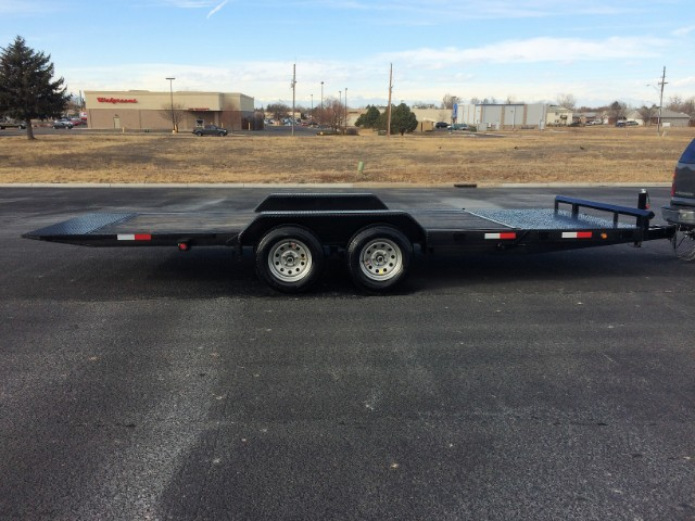 2019 Texoma Trailers Car Hauler