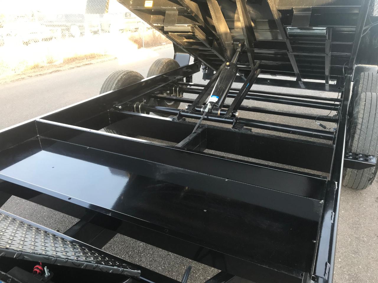 2019 Sure-Trac HD Low Profile Dump - Scissor
