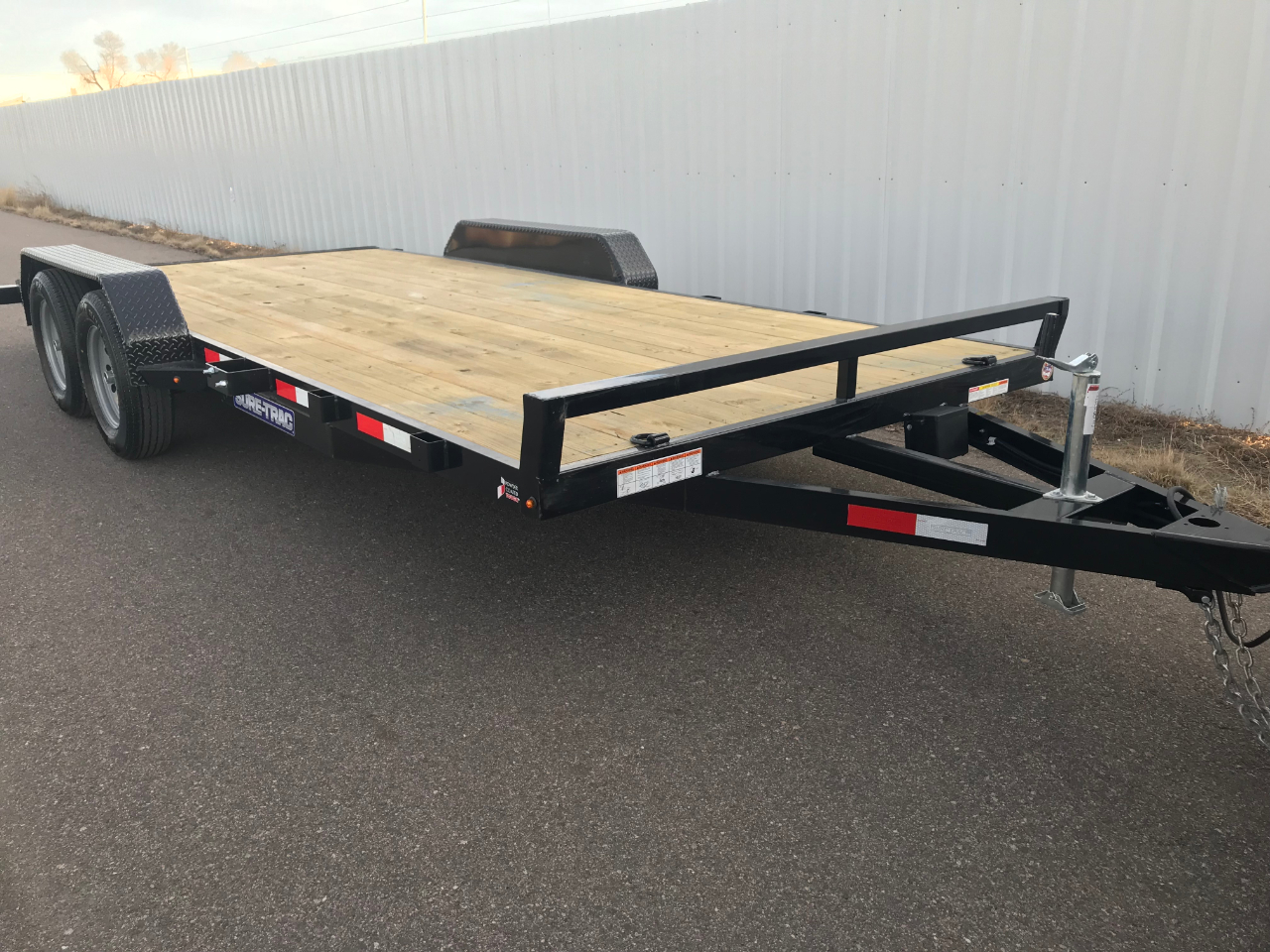 Sure-Trac C-Channel Car Hauler  2019