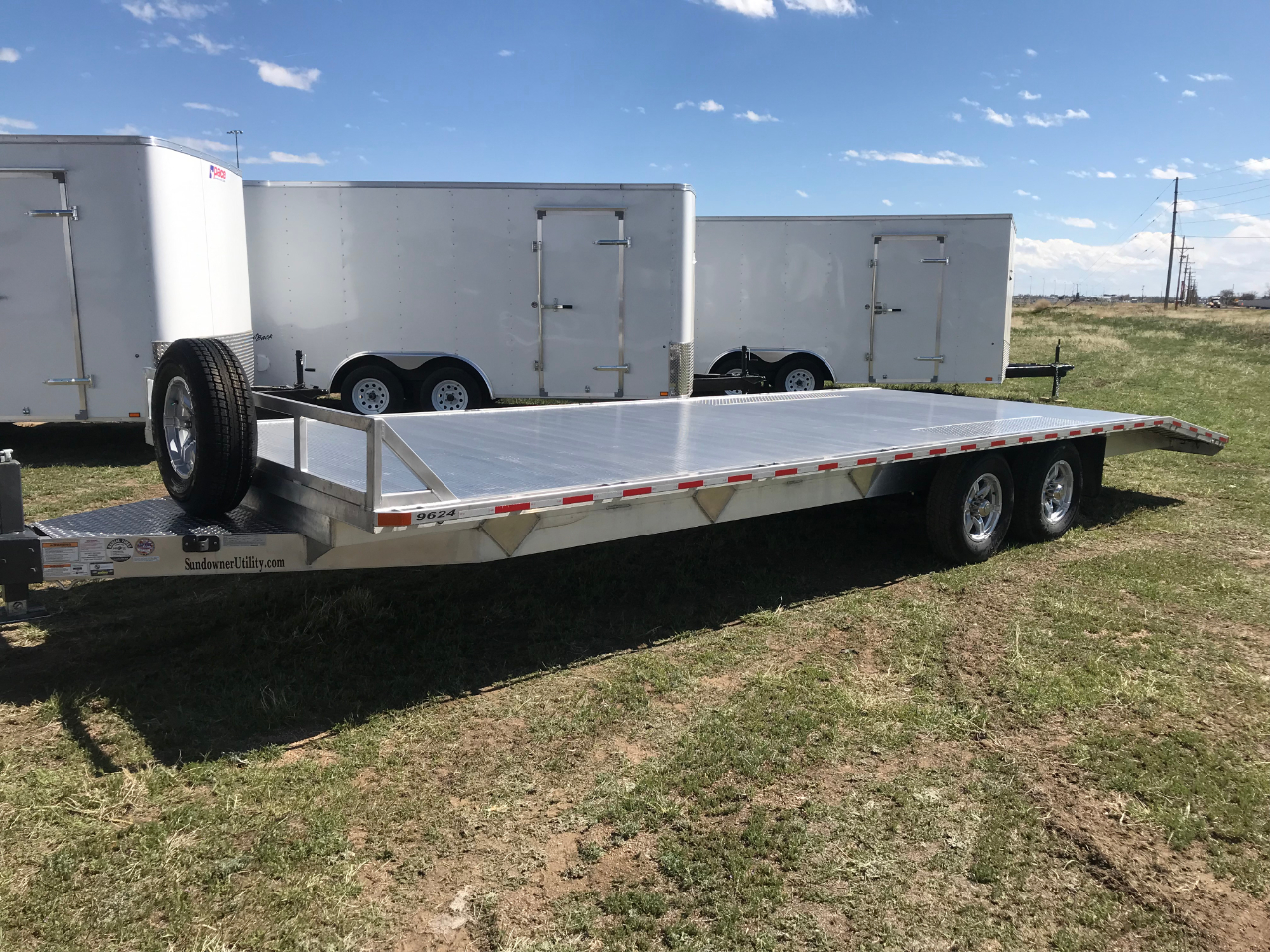 Sundowner Car Hauler  2019