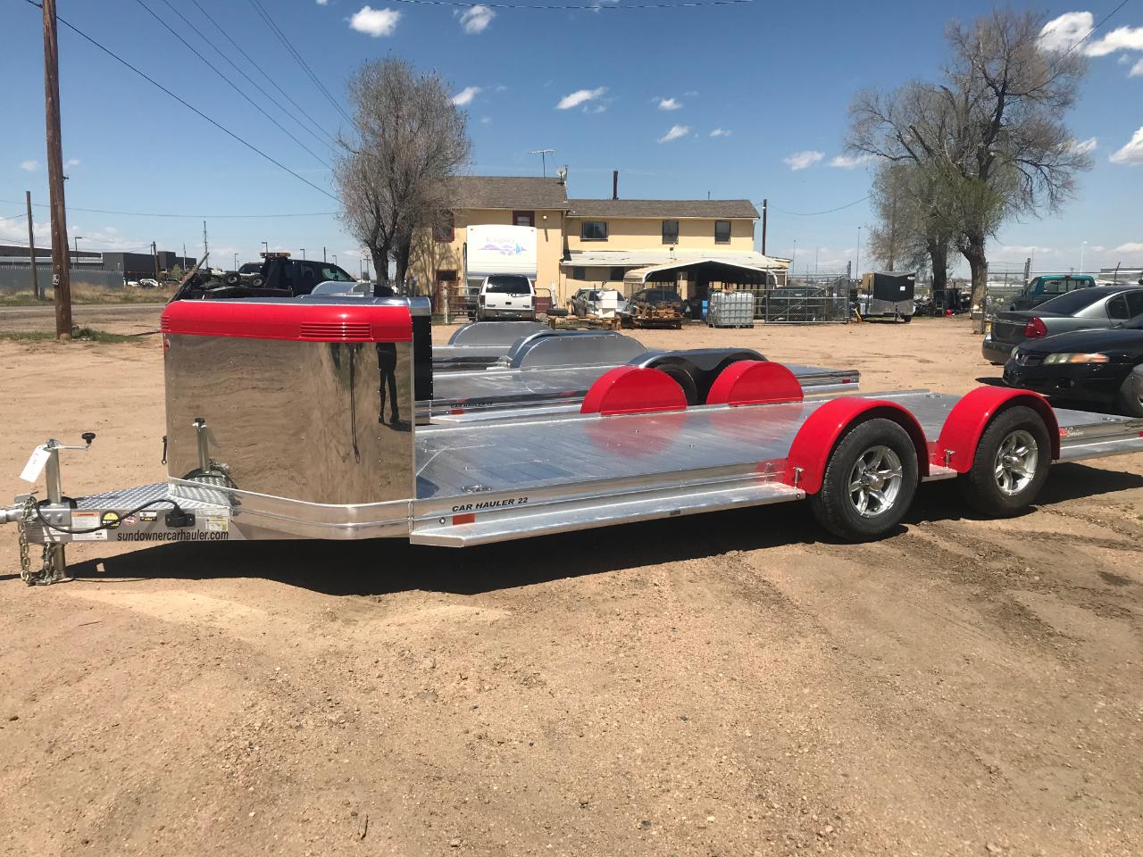 2020 Sundowner Car Hauler