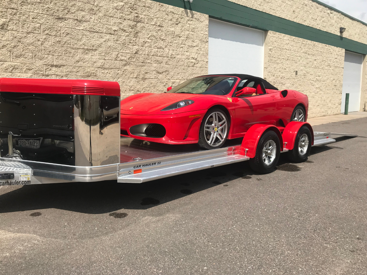 Sundowner Car Hauler  2020