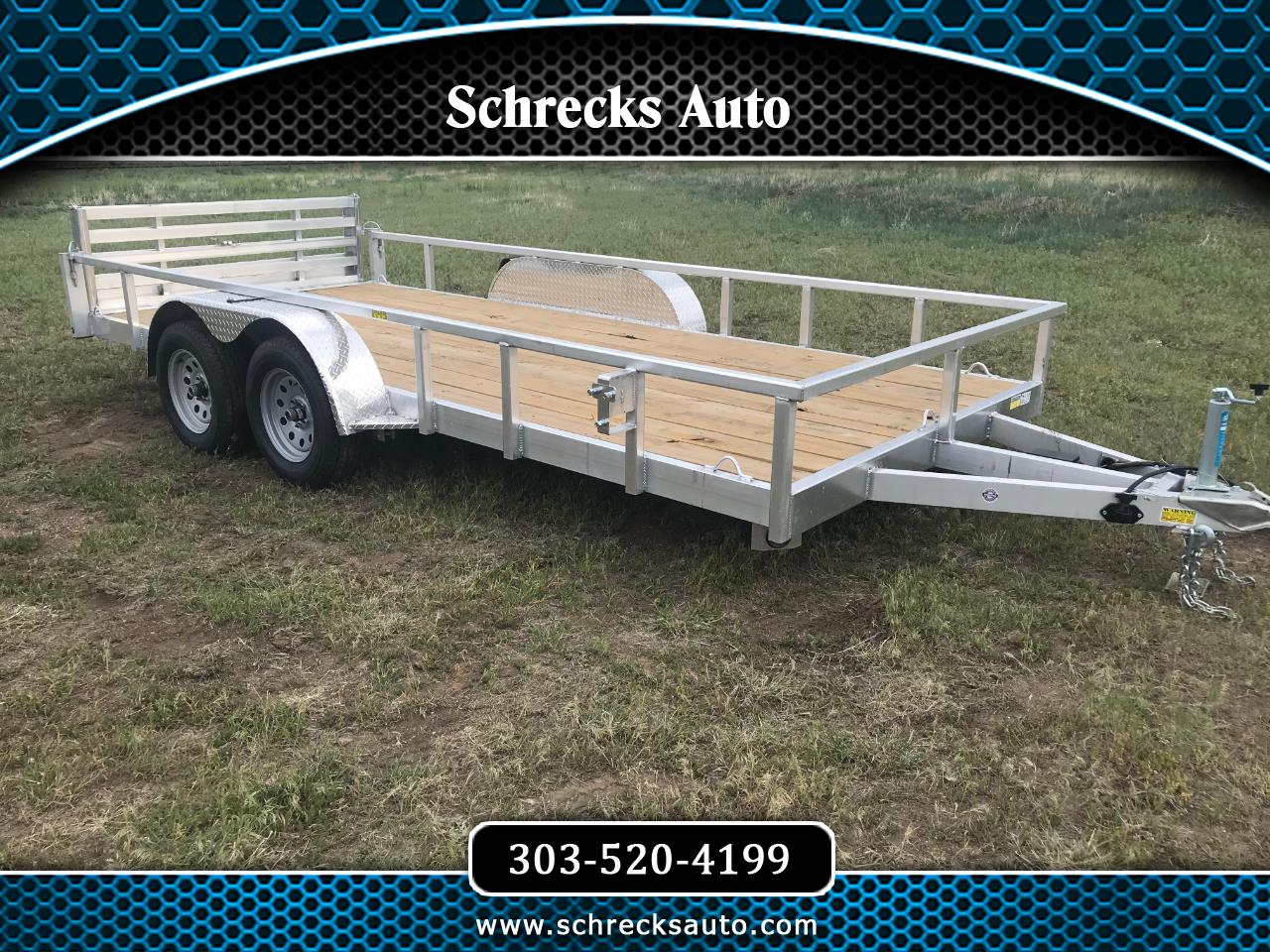 2019 Quality Steel Trailer