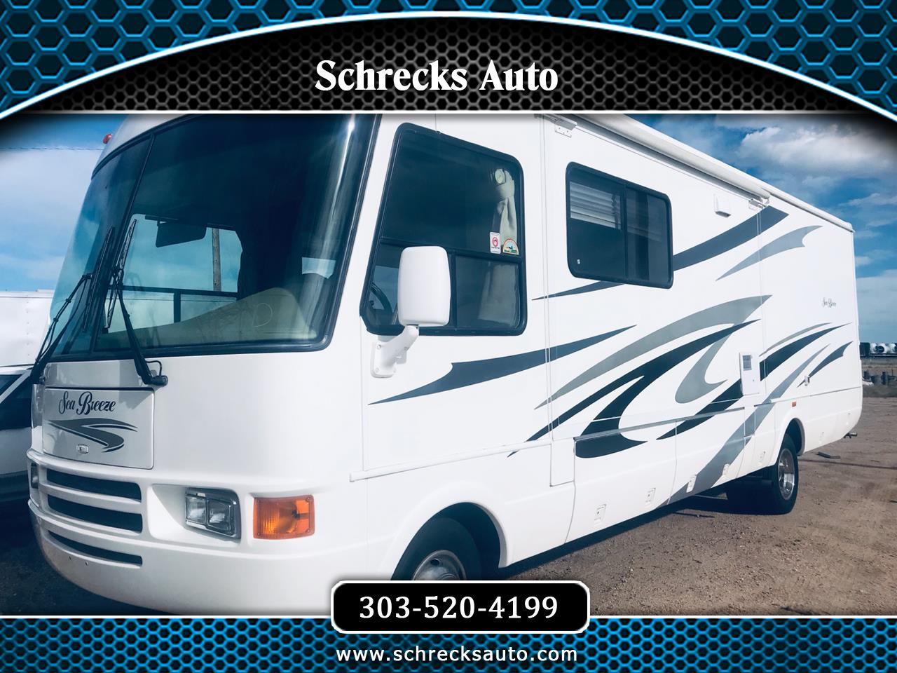 2005 Ford Super Duty F-550 Motorhome
