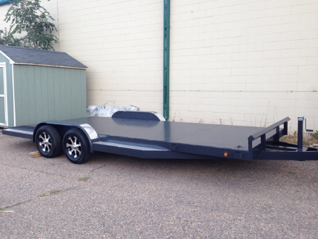 Texoma Trailers Car Hauler  2019