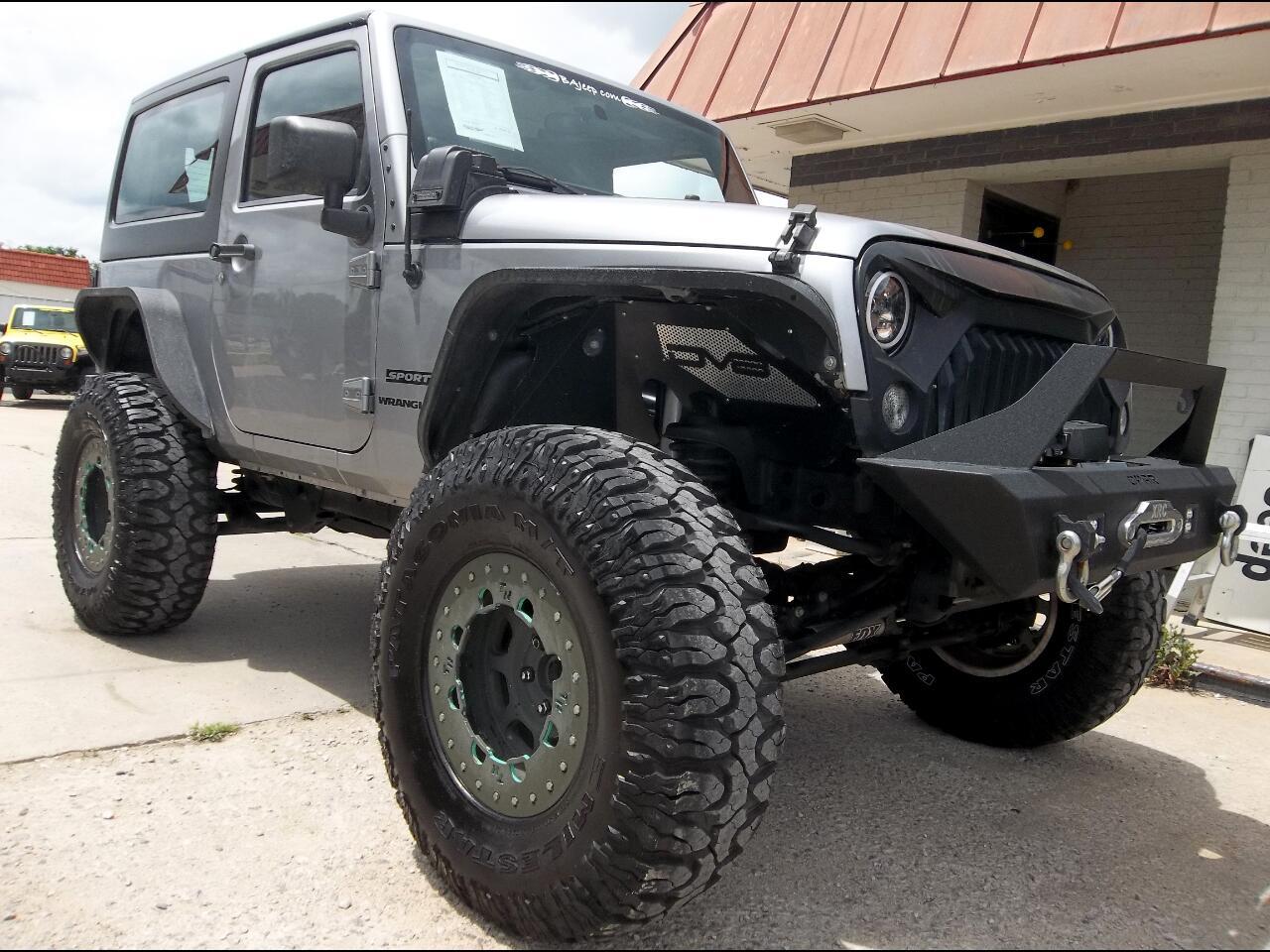 Jeep Wrangler Sport 4WD 2014